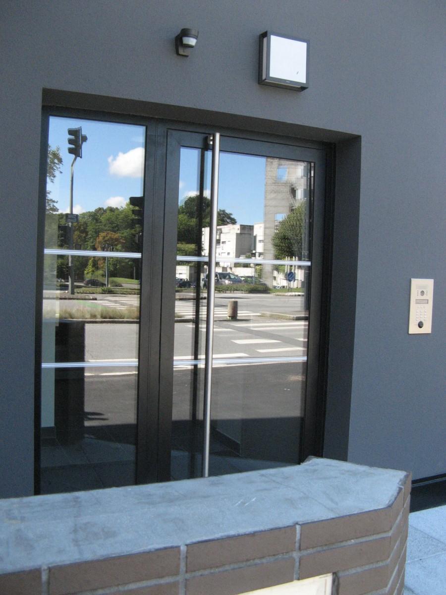 Porte d 39 entr e - Portes d entree vitrees ...