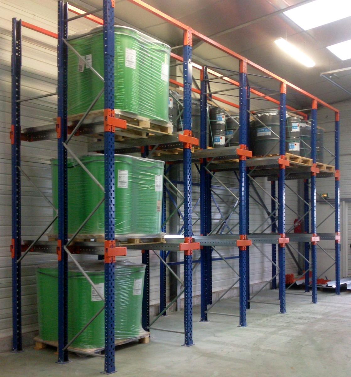 Rayonnage accumulation drive in - Rayonnage garage ...