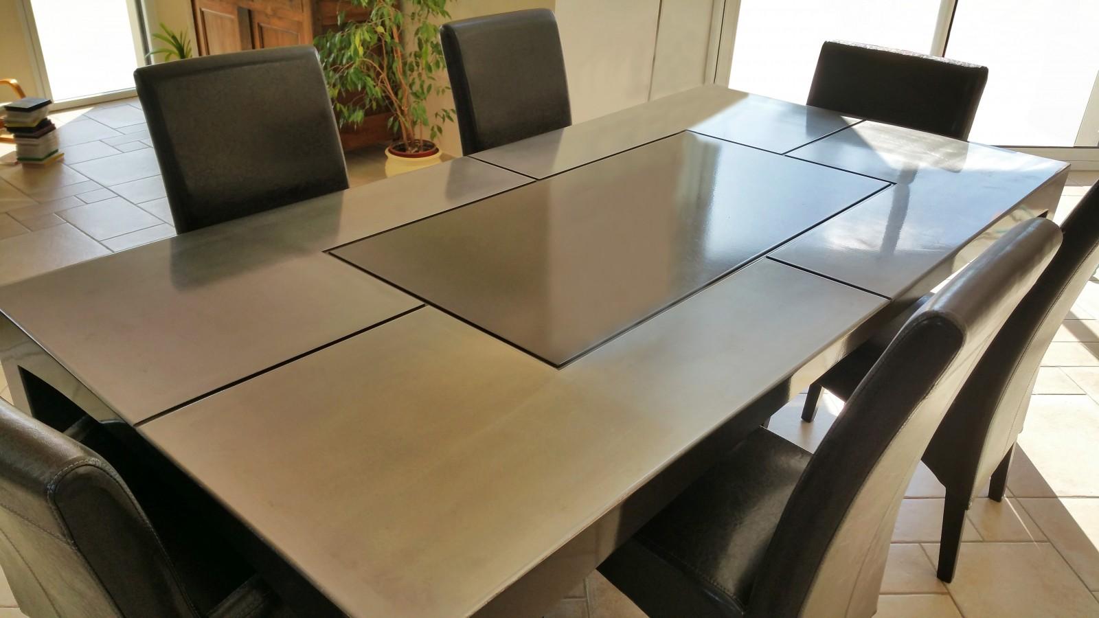 Comment fabriquer table basse industrielle - Fabriquer table basse industrielle ...