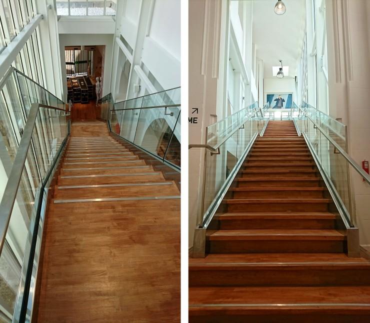 Escalier intérieur - OmniMetal