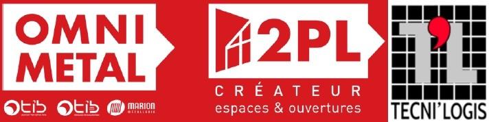 Logo OmniMetal - 2PL et Tecnilogis