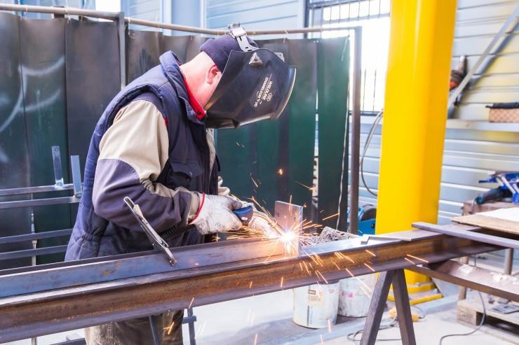 soudure atelier metallerie