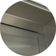calfeutrement ascenseur inox