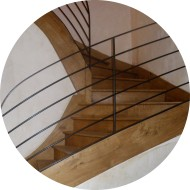 garde-corps-escalier-lisses