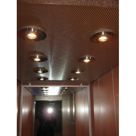 habillage cabine ascenseur