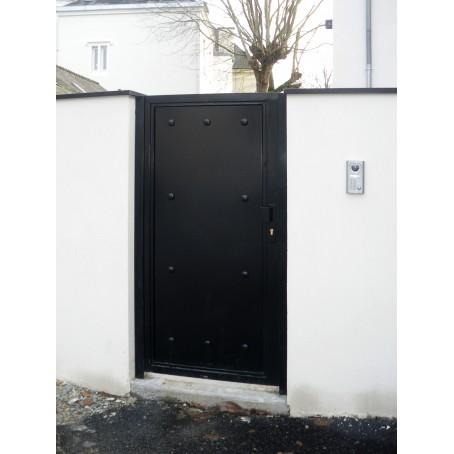 Emejing Portillon Jardin Plein Ideas - House Design - marcomilone.com