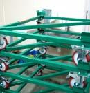 Chariots pour bacs - empilables